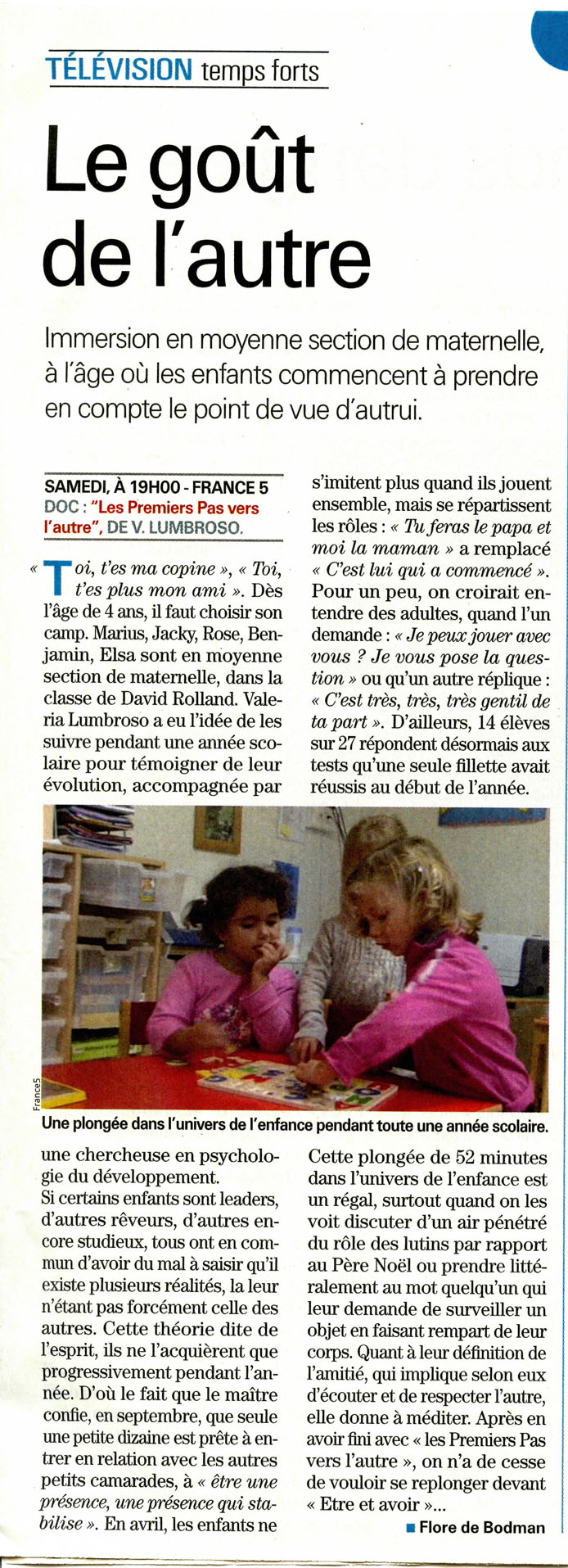 Valérie Lumbroso Presse Nouvel Observateur obs